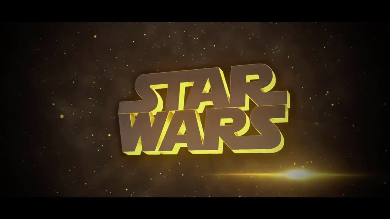 Amazing Blender Only Star Wars Intro Template Free Download Ivoiregion