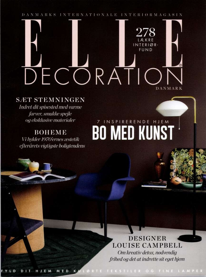 Elle Decoration Dk Elle Decoration Dk Press Marsotto Edizioni