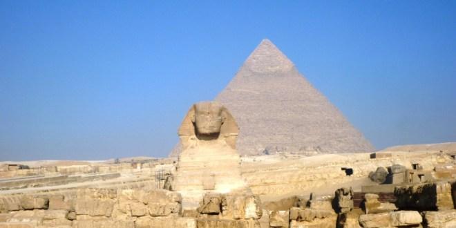 piramides de guiza edmred