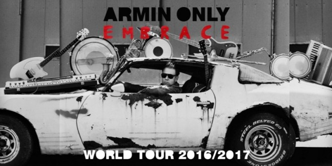 Armin Only Embrace EDMred