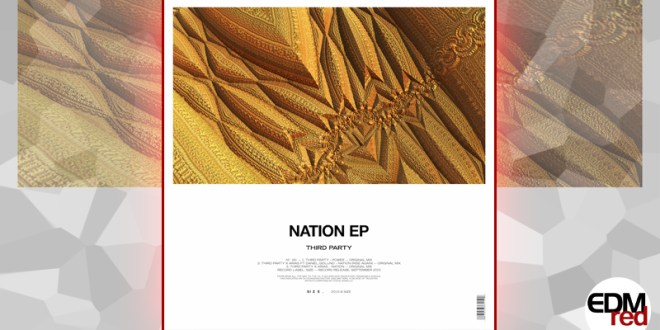 Third Party - Nation EP EDMred