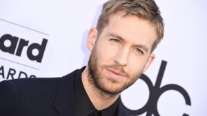Calvin Harris attends the 2015 Billboard Music Awards, May 17, 2015, at the MGM Grand Garden Arena in Las Vegas, Nevada. AFP PHOTO / ROBYN BECKROBYN BECK/AFP/Getty Images ORG XMIT: 553594023 ORIG FILE ID: 540803950