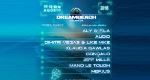 primer avance dreambeach 2016 EDMred