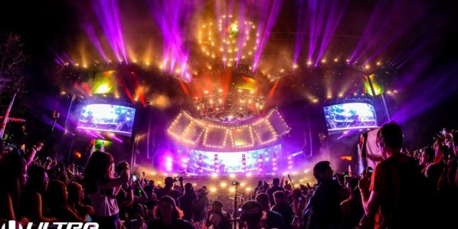 ULTRA Music Festival EDMred