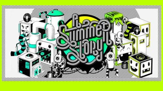 a summer story 2016 EDMred