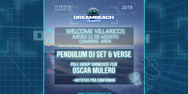 oscar mulero pendulum dreambeach EDMred