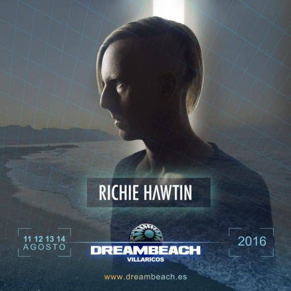 richie hawtin dreambeach EDMred