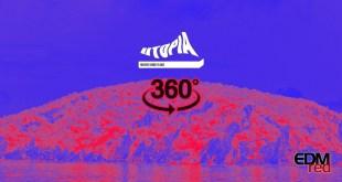 Festival Utopia en 360 EDMred