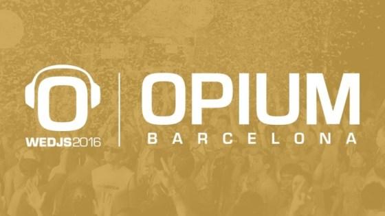 wedjs 2016 opium barcelona EDMred