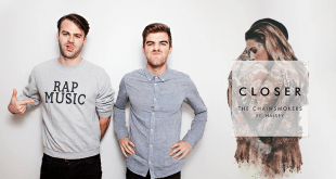 The Chainsmokers Closer EDMred