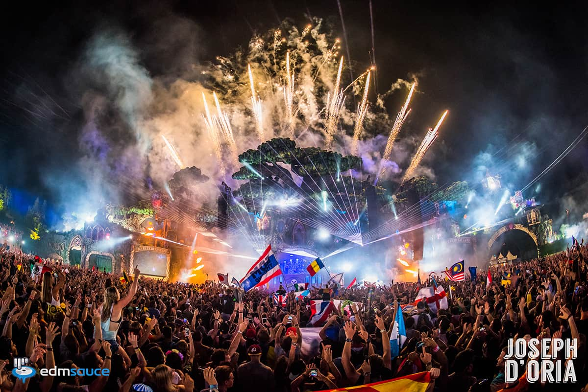 Tomorrowland Tickets Tomorrowland 2017