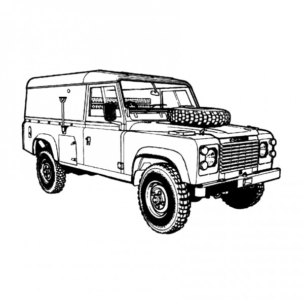 1960 land rover defender