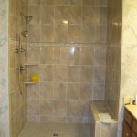 Bathroom 3 Shower
