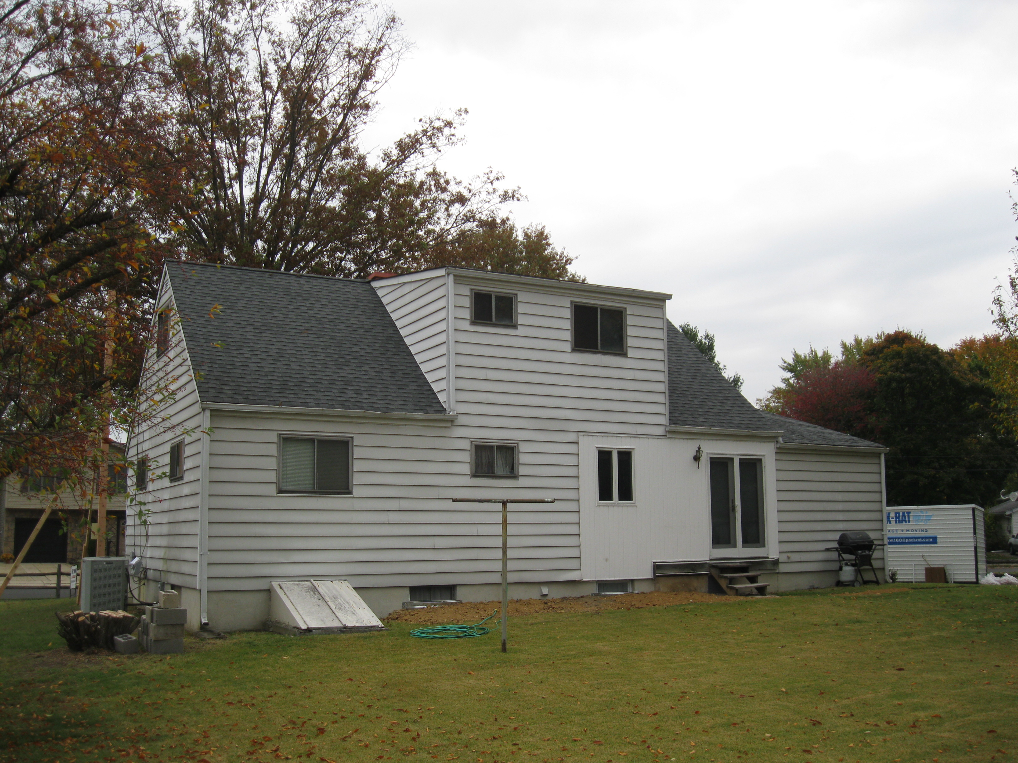 Second Story Addition 3
