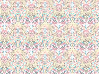 Wallpaper pattern design 16 Edouard Artus ©2012 | Edouard Artus