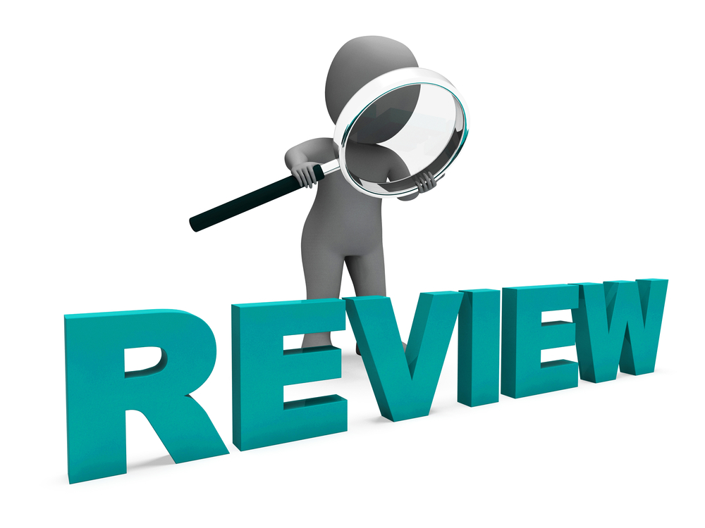 review for employee evaluation