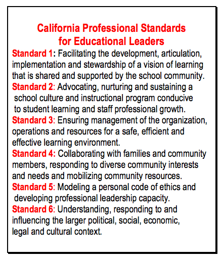 Brown signs bill spelling out evaluations (for principals) EdSource