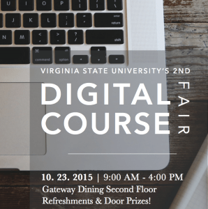 VSU Digital Course Fair