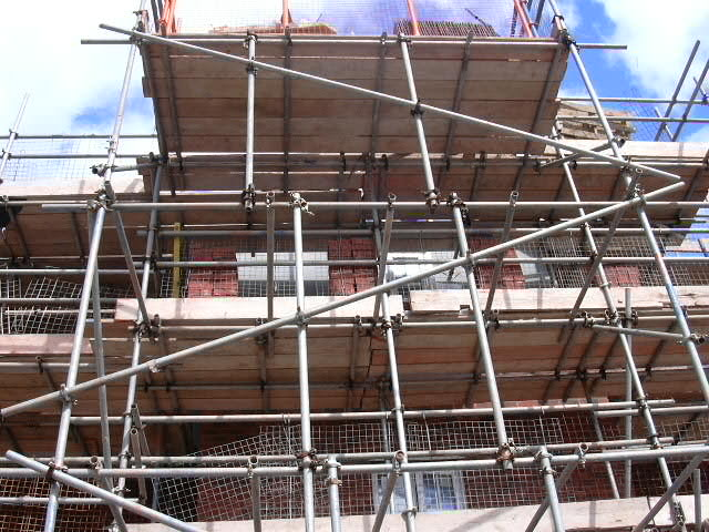 Think About Scaffolding \u2013 Education to Save the World