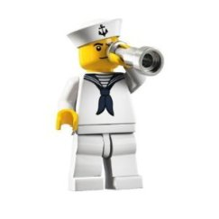 LEGO Minifigure Collection Series 4 : Sailor