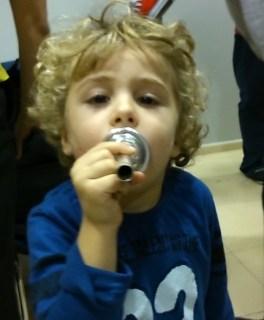niño boquilla