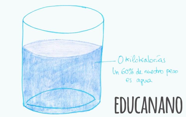 016-Vaso de agua