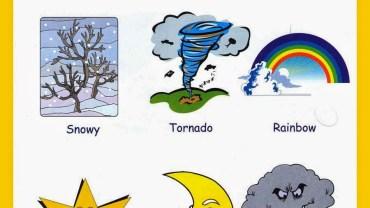 weather-vocabulary