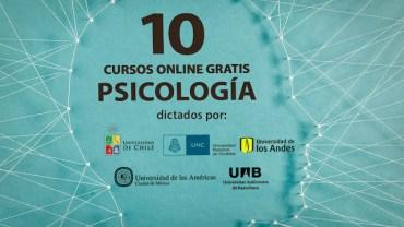 10 cursos online gratis psicologia mayo