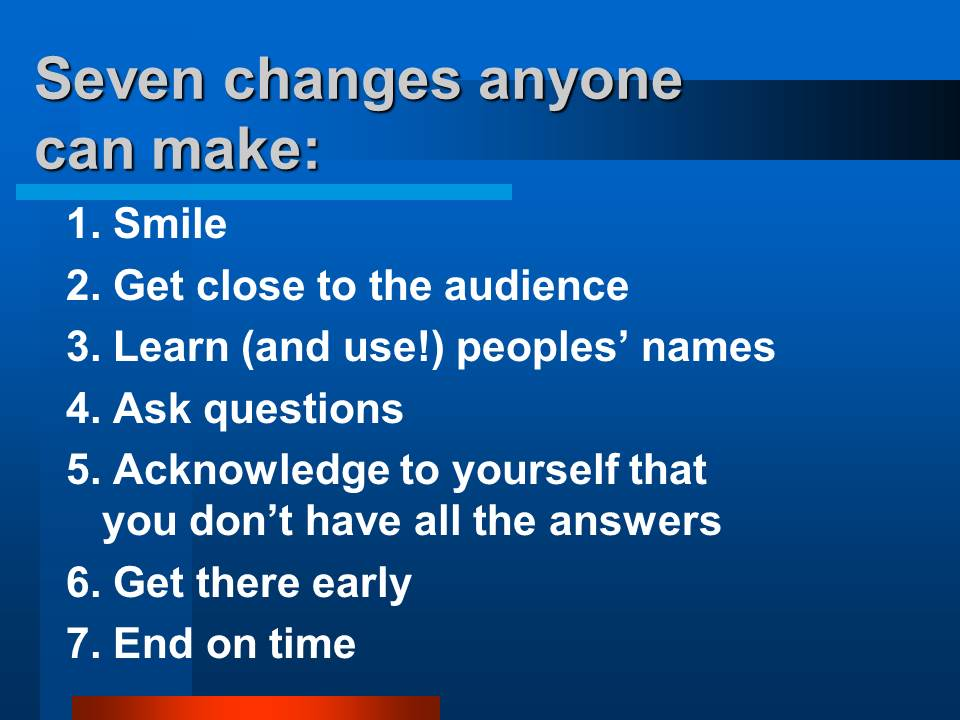 The good, bad and ugly of PowerPoint educateria - presentation skills ppt