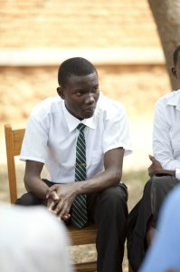 Sharing hopes and dreams for a university in the Karagwe District