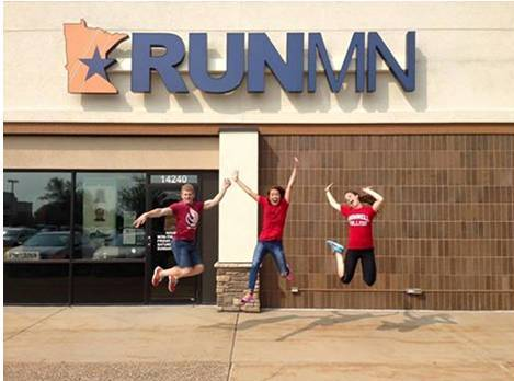 Friends at RunMN!