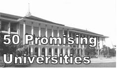 50 promising Universities