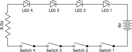 Series Circuit Diagrams - Bydmefdanielahardede \u2022
