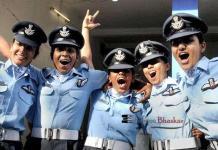 IAF Recruitment 2014 for women Education Bhaskar