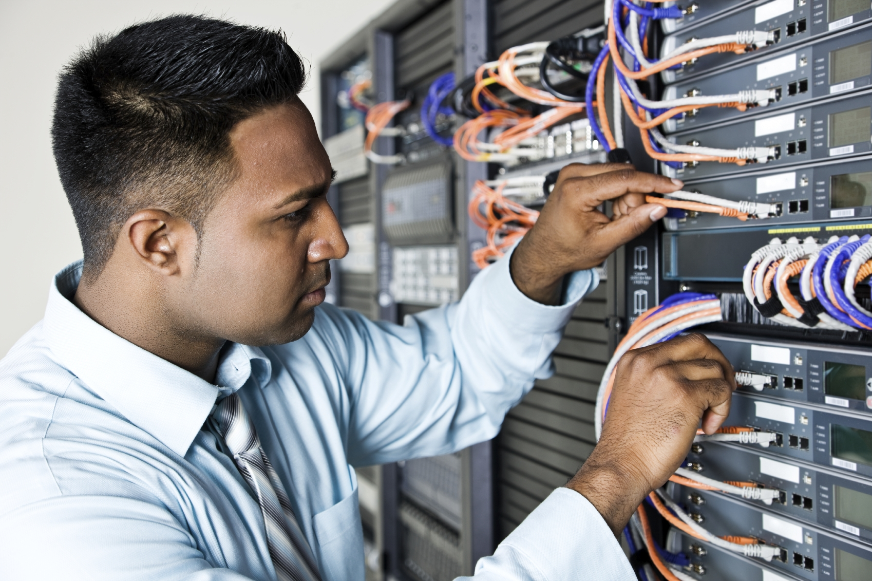 computer support technician resume