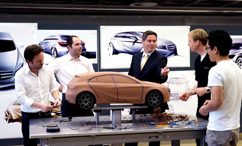 Learn How to Become a Car Designer