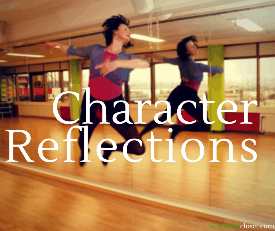 character reflections