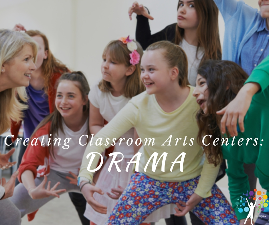 Creating Classroom Arts Centers_