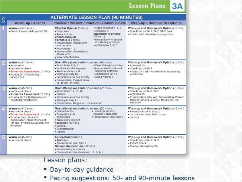 Auténtico 2018 Program Overview - PDF
