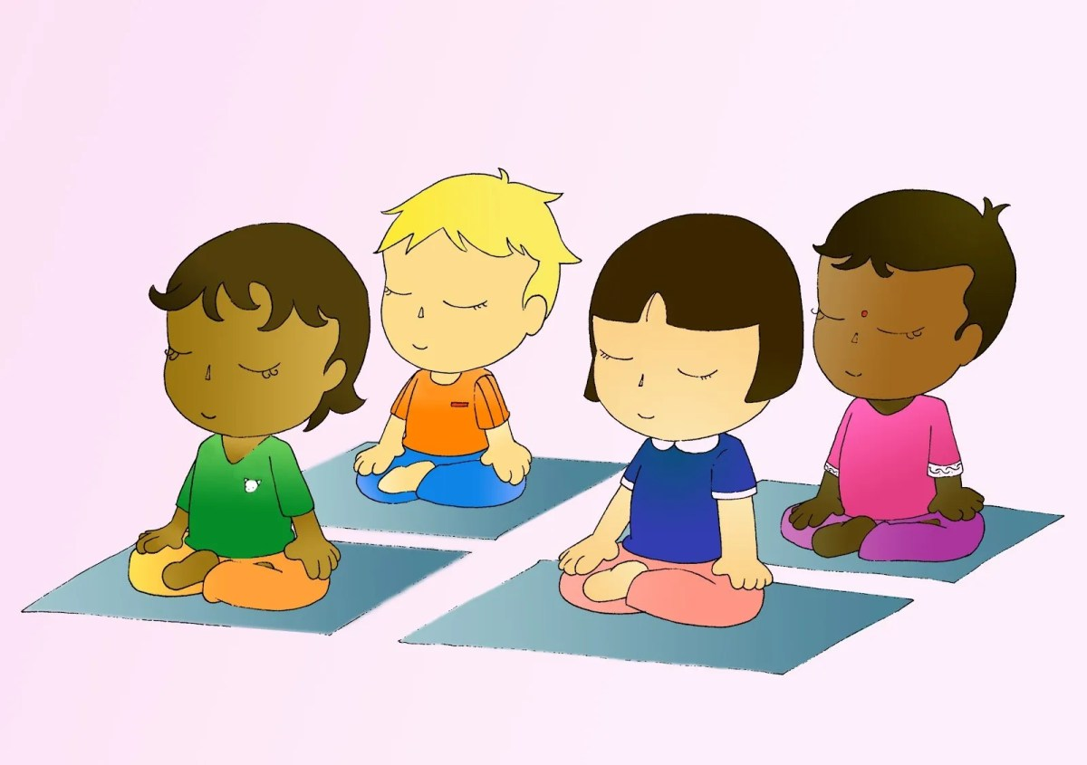 Juegos para niños: Atentos a la respiración