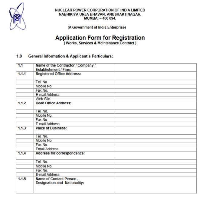 Vendor Application Form Allow Your Members To Apply To Become