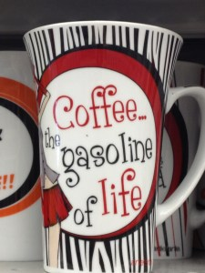 Coffee Cup Poetry: Truth in Pottery