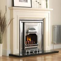 Jesmond Integra Cast Iron Fireplace Insert | Edwardian ...