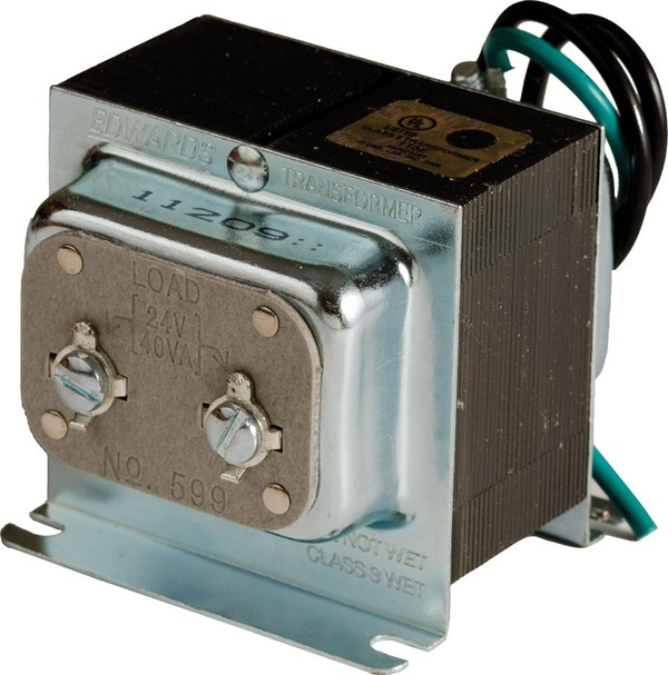 Edwards Signaling - 590 Series Class 2 Signaling Transformers - Low