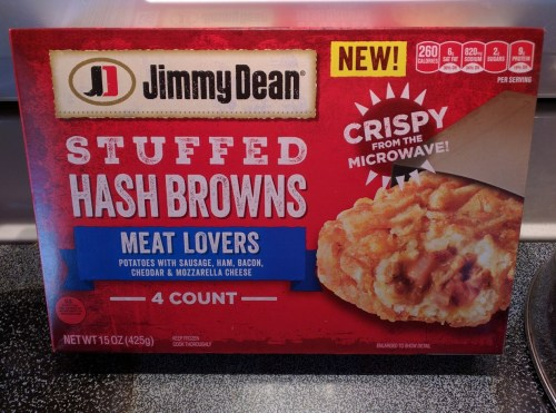Medium Of Stuffed Hash Browns