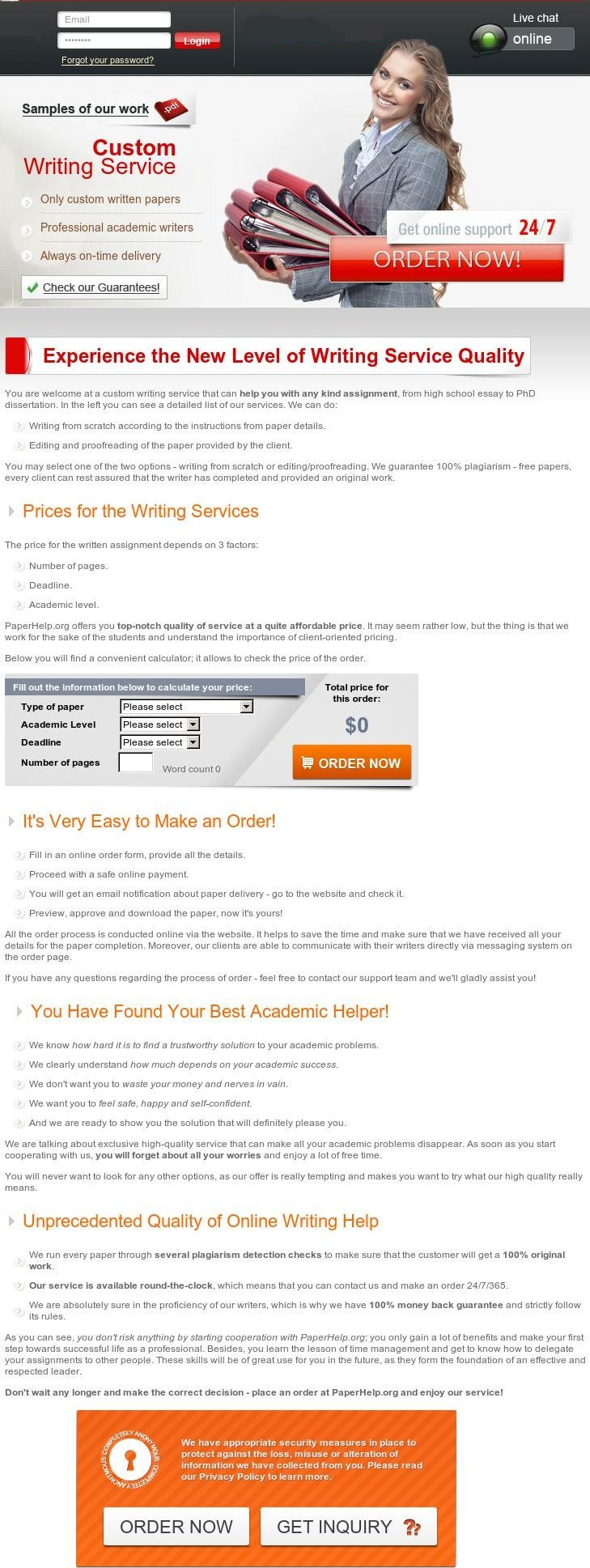 Pay To Do Best Custom Essay Online