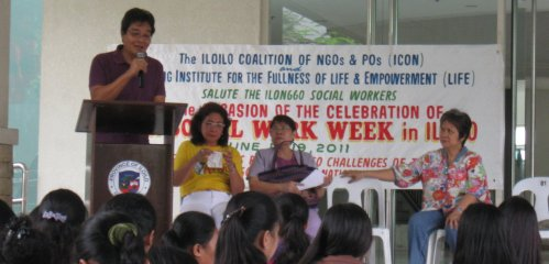 Rediscovering the Ilonggo Contribution to Social Work