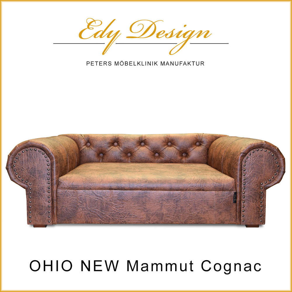 Made Sofa Shop Ohio New Mammut Cognac Hundesofa Hand Made In Deutschland