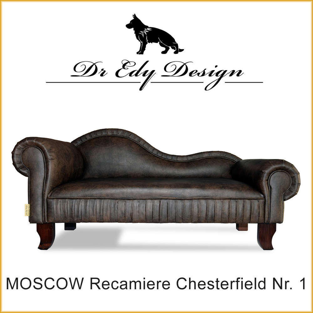 Chesterfield Sofa Auf Rechnung Moscow Nr 1 Chesterfield Recamiere Xxl Hundesofa Hand Made In