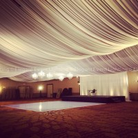 Tag  ceiling draping Archives | Elegant Event ...